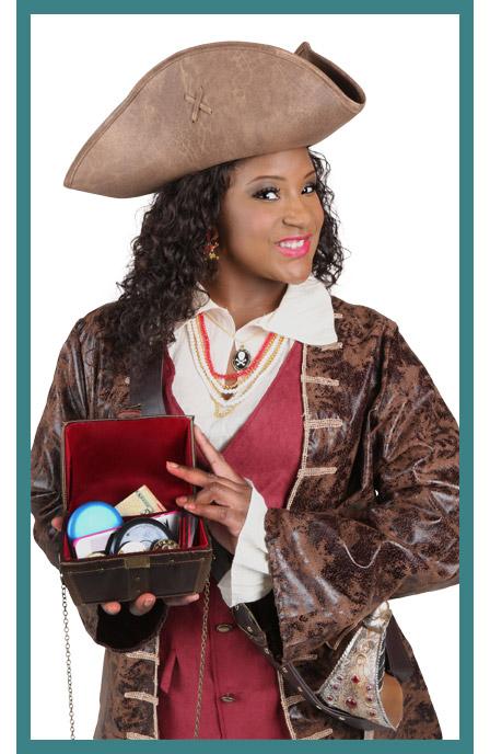 Womens Pirate Costume Accessories