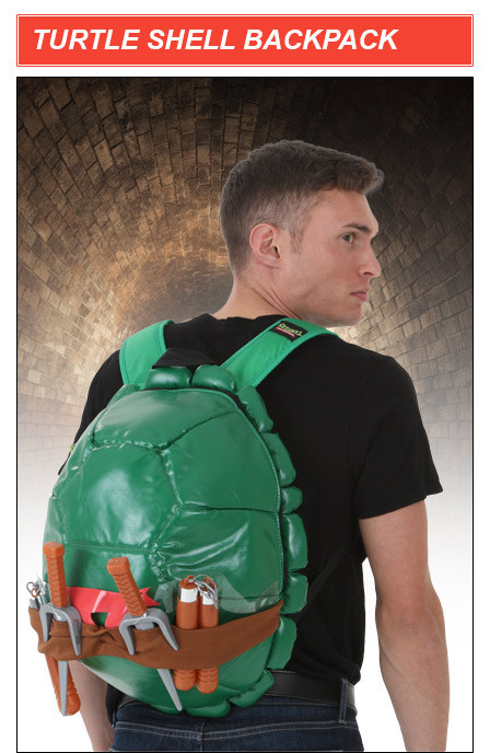 Turtle Shell Backpack