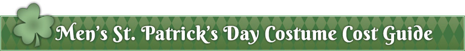 St. Patrick's Day Cost Guide Banner