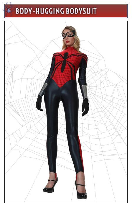 Spider-Girl Bodysuit Costume