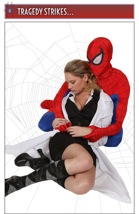 Spider-Man and Gwen Stacy Couples Idea