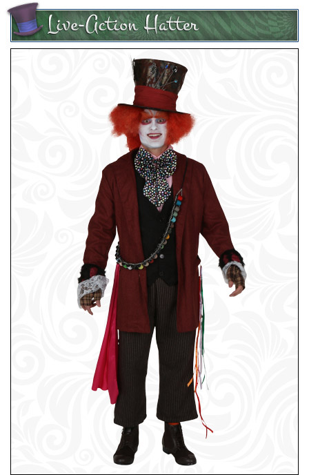 Cinematic Mad Hatter Costume