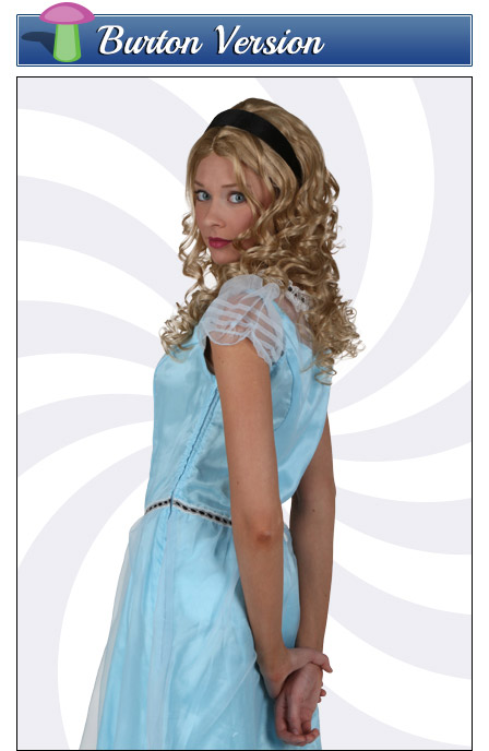 Burton Alice in Wonderland Costume