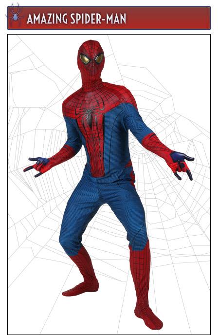 Amazing Spider-Man Costume