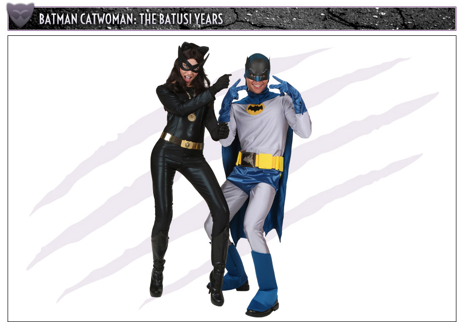 Batman Catwoman: The Batusit