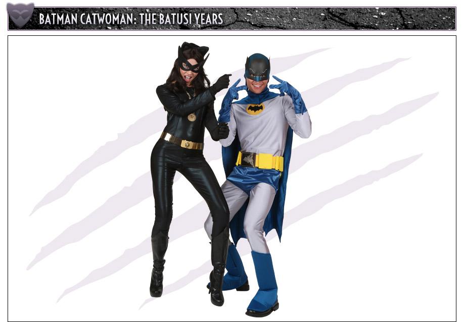 Batman Catwoman: The Batusit