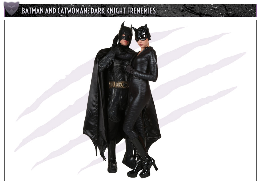 Batman and Catwoman: Dark Knight
