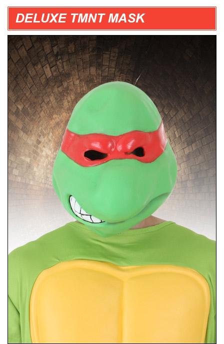 Deluxe TMNT Mask