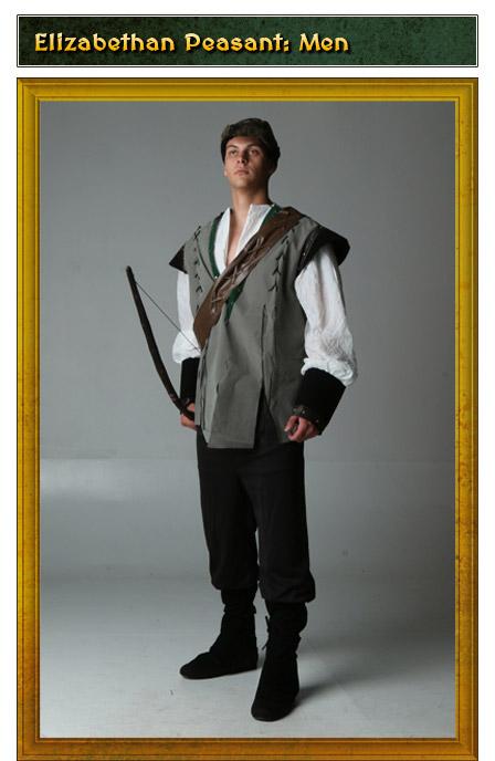 Renaissance Faire Costumes & Medieval Clothing ...