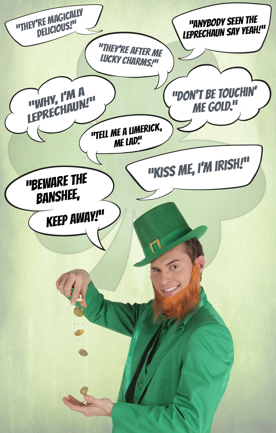 Leprechaun Quotes