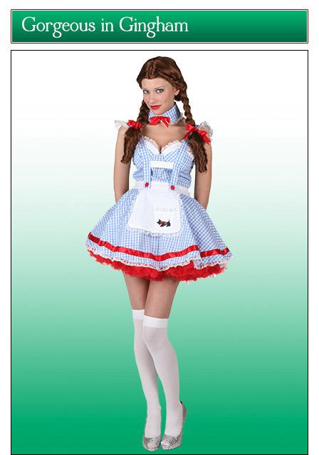Very Sexy Kansas Farm Girl Costume