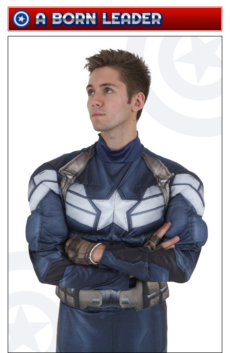 Captain America Leader