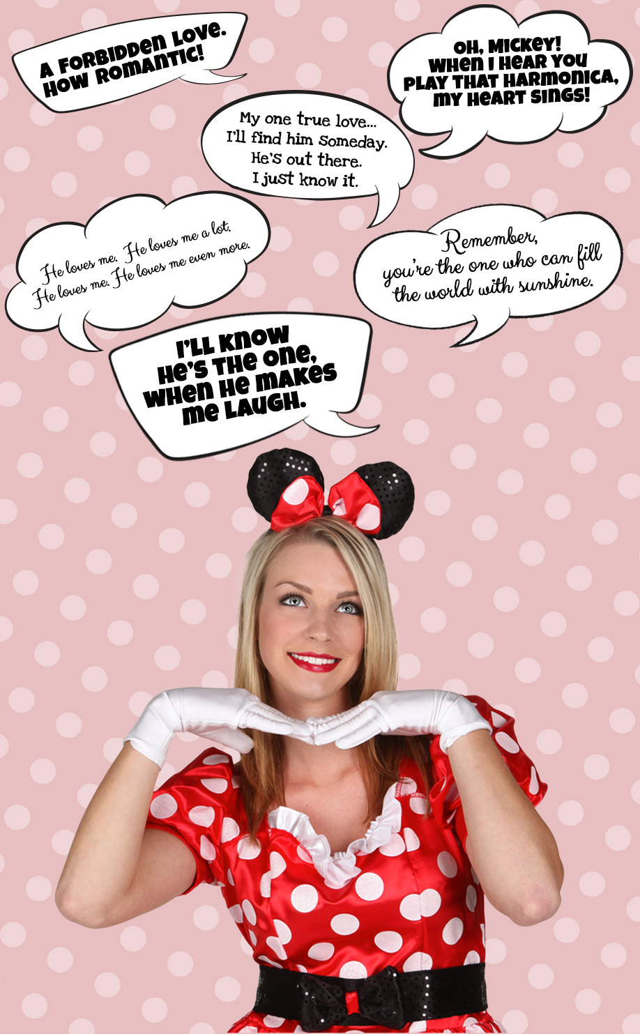Minnie Mouse Quotes