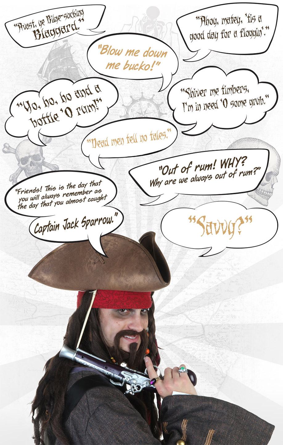 Best Pirate Quotes