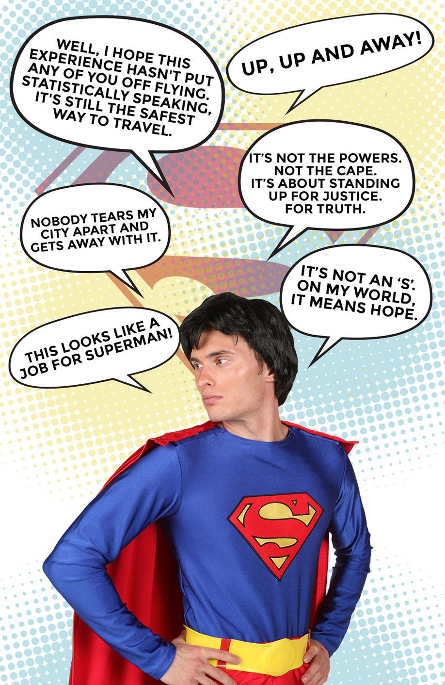 Superman Sayings and Quotes