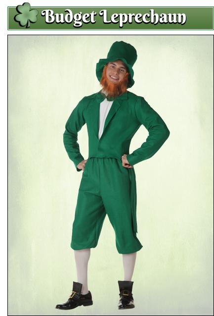 Budget Leprechaun Costume