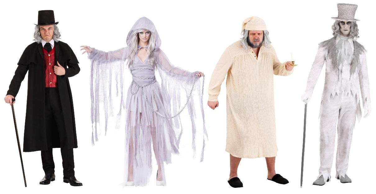 A Christmas Carol Costumes