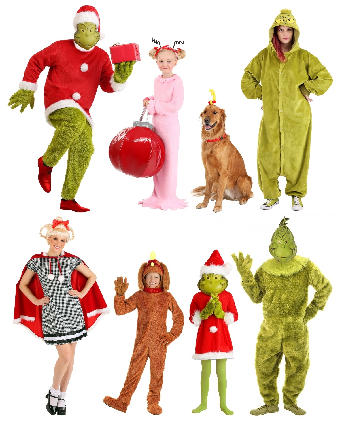 The Best Christmas Costumes From Movies Halloweencostumes Com Blog