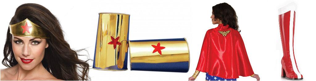 Wonder Woman Accessories