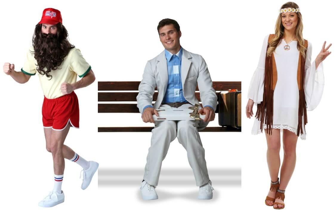 Forrest Gump Costumes