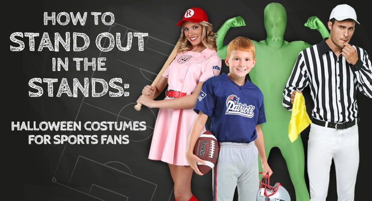 Sports Halloween Costumes