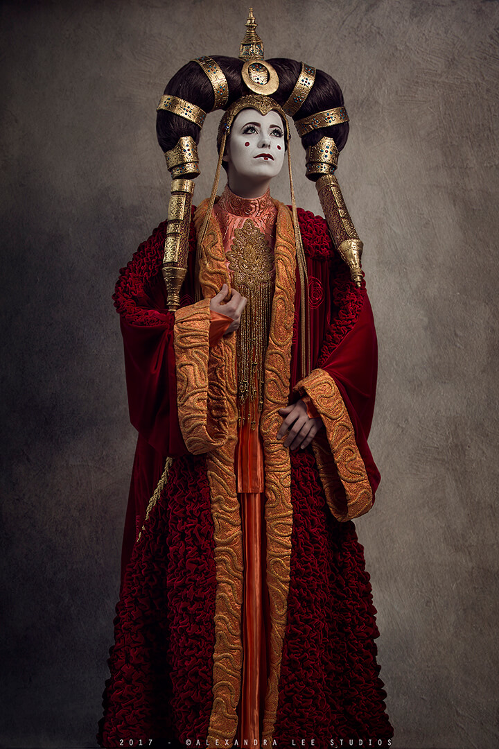 JediManda as Padmé Amidala