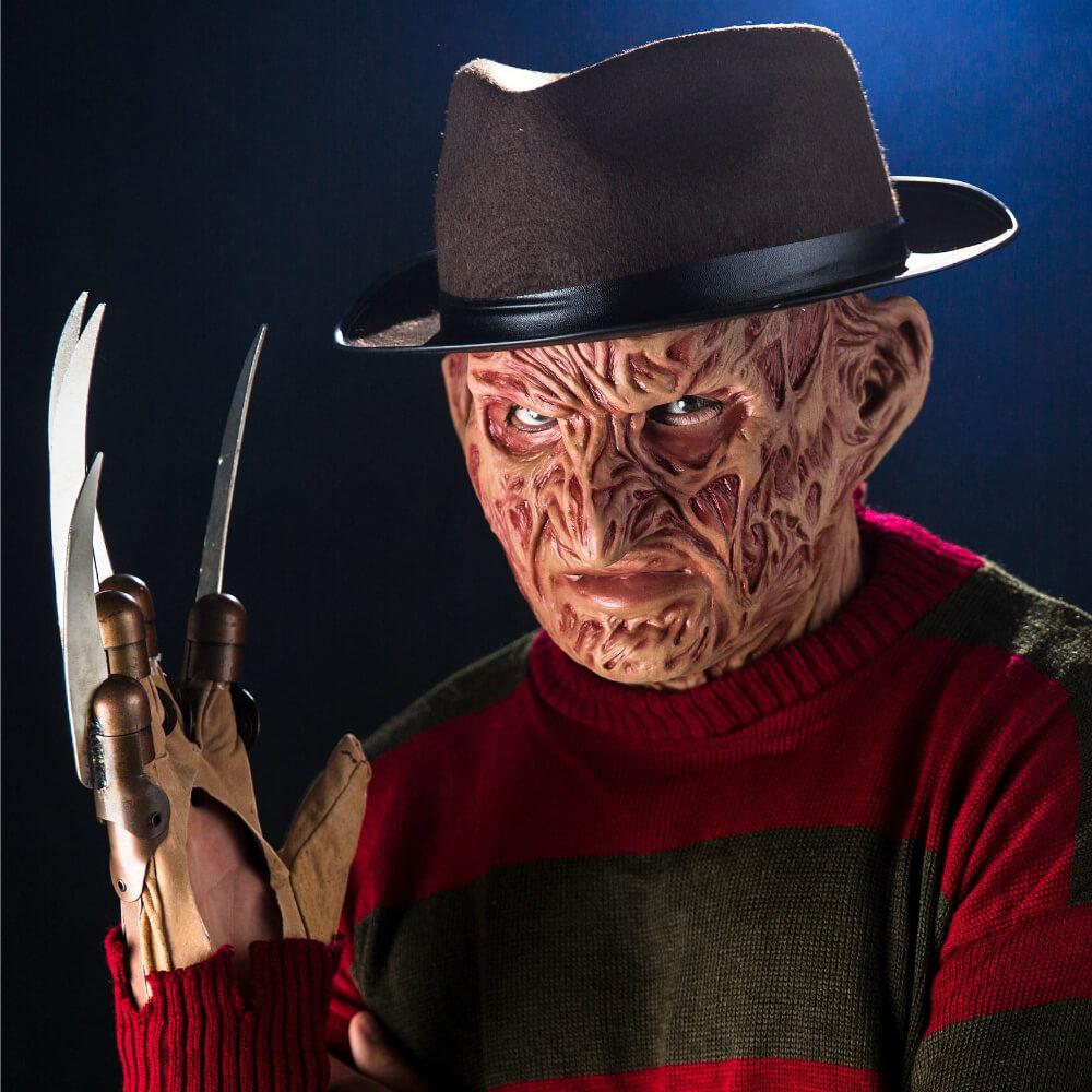 Freddy Krueger silicone mask