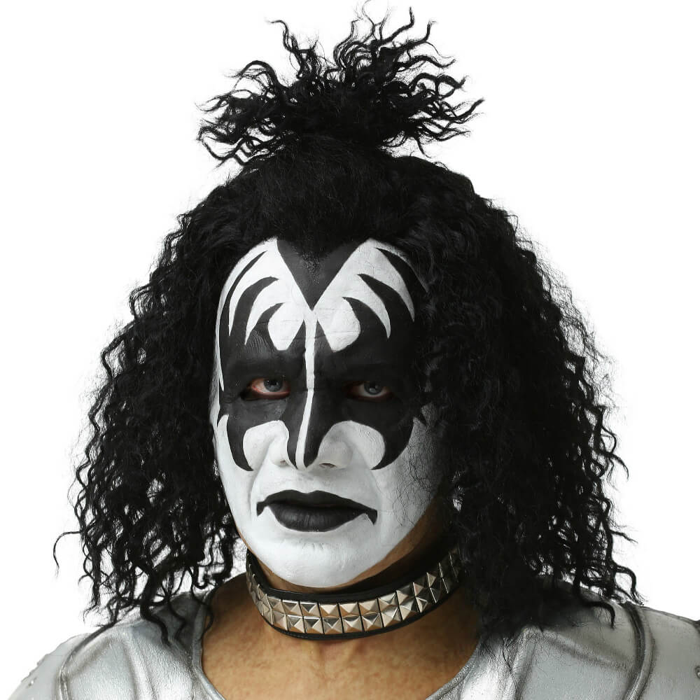 "Gene Simmons ""The Demon"" silicone mask"