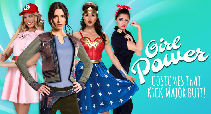 Girl power Header
