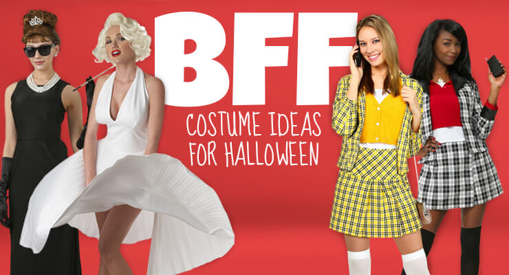BFF-costume-ideas  sc 1 st  Halloween Costumes & Costume Ideas for BFFs - Halloween Costumes Blog