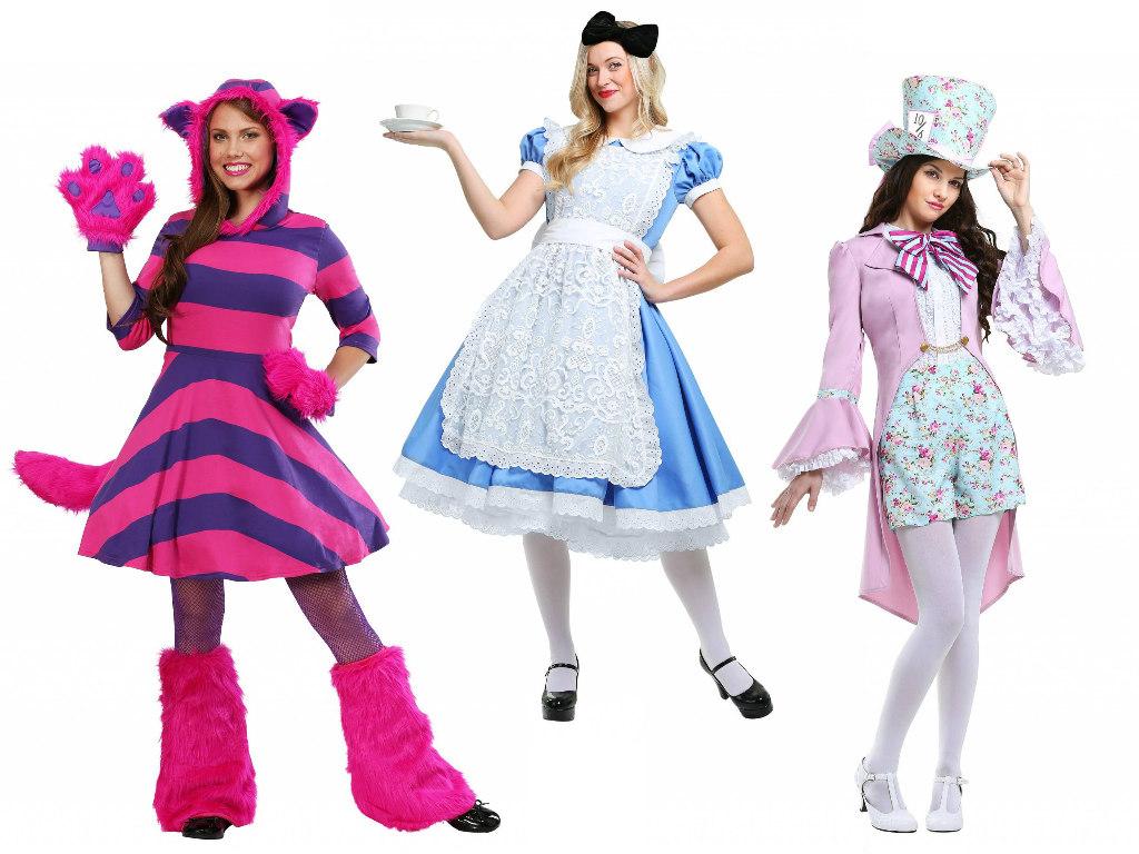 Alice in Wonderland Costumes