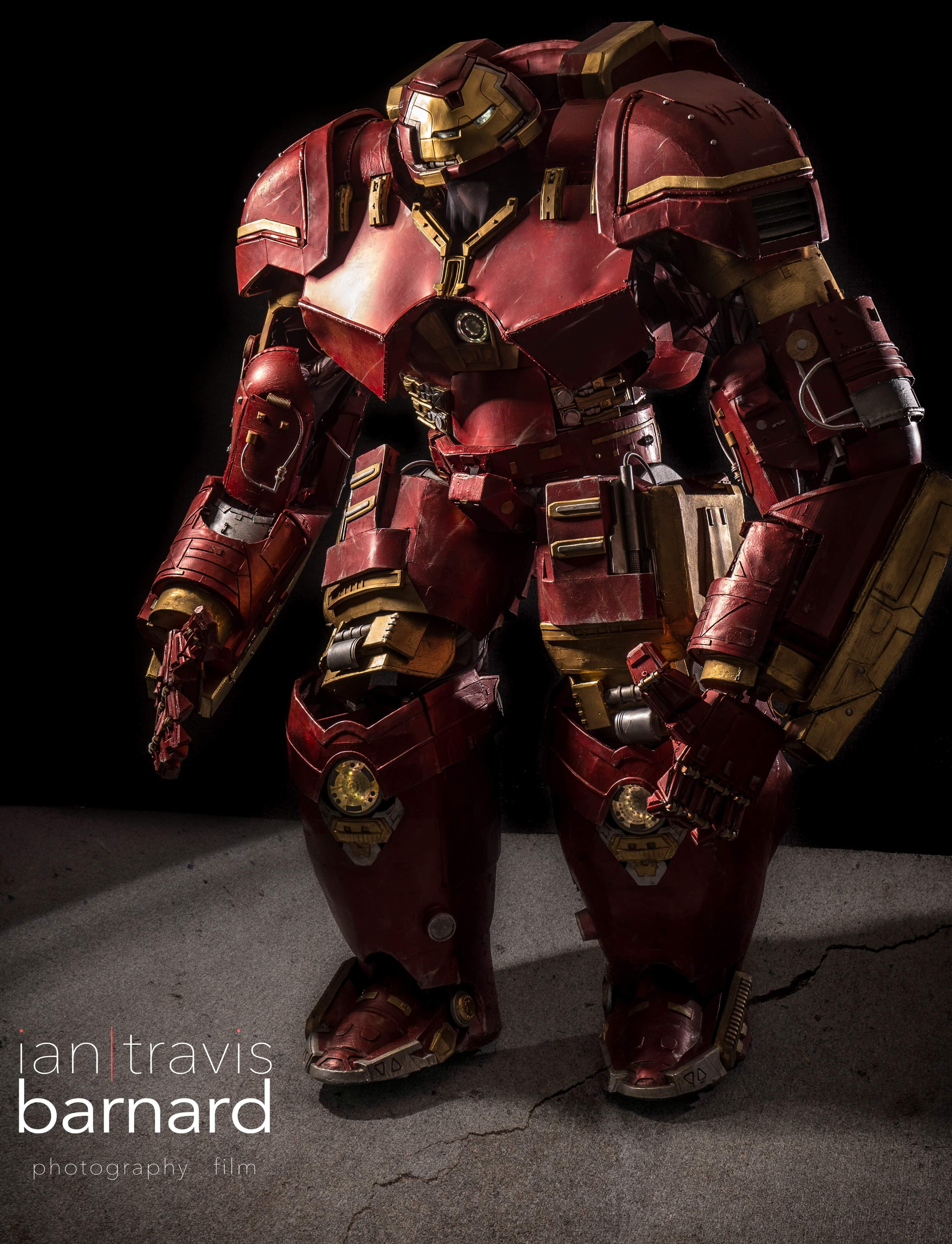 Extreme Costumes as Iron Man Hulkbuster