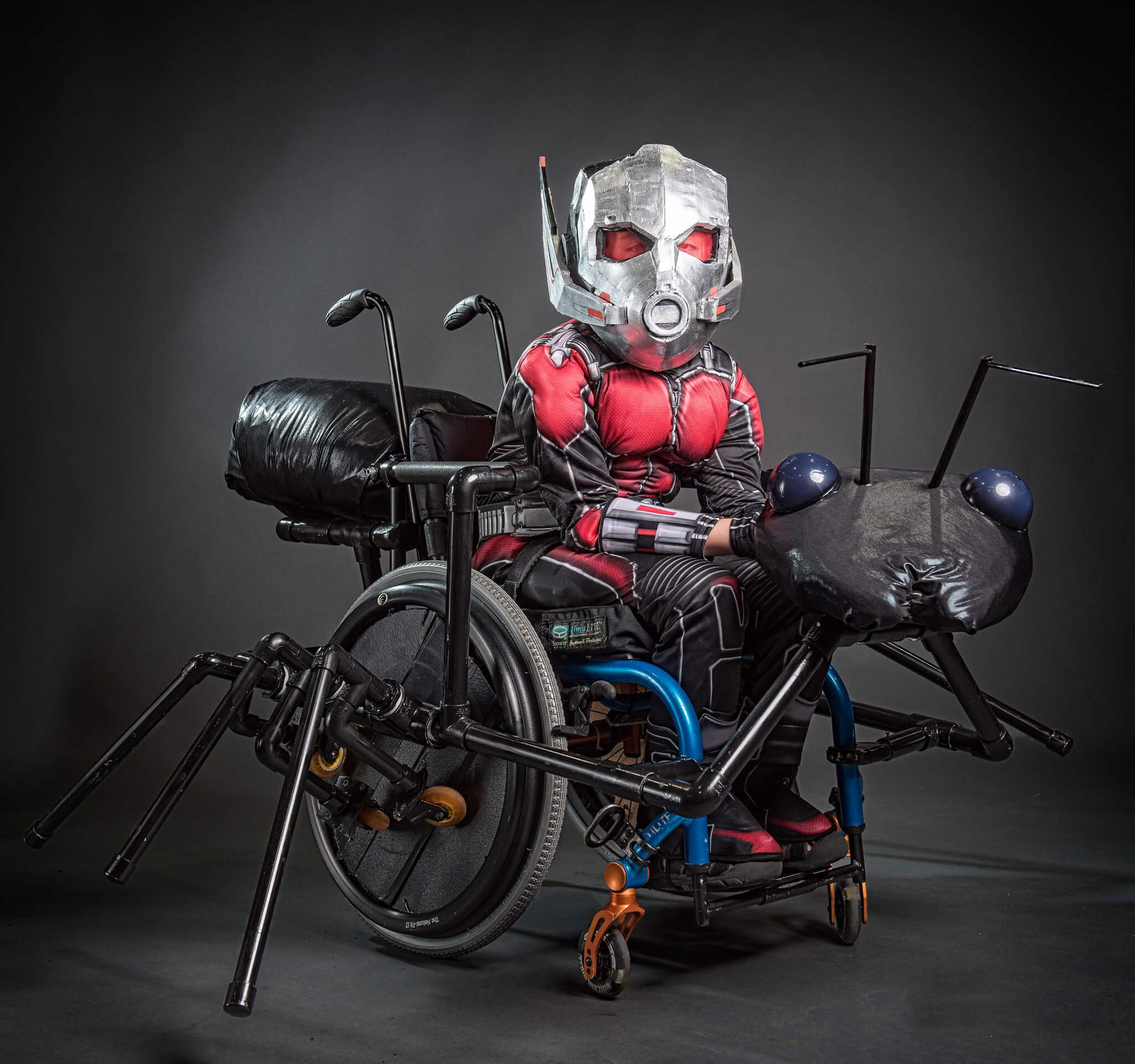 Walkin' & Rollin' Costumes as Ant-Man and His Ant, Antony