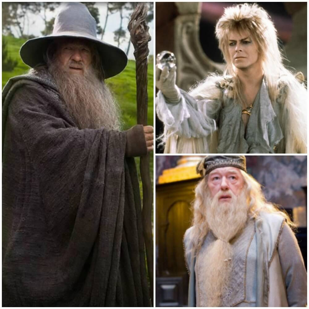 Wizard Costumes for Long Haired Guys