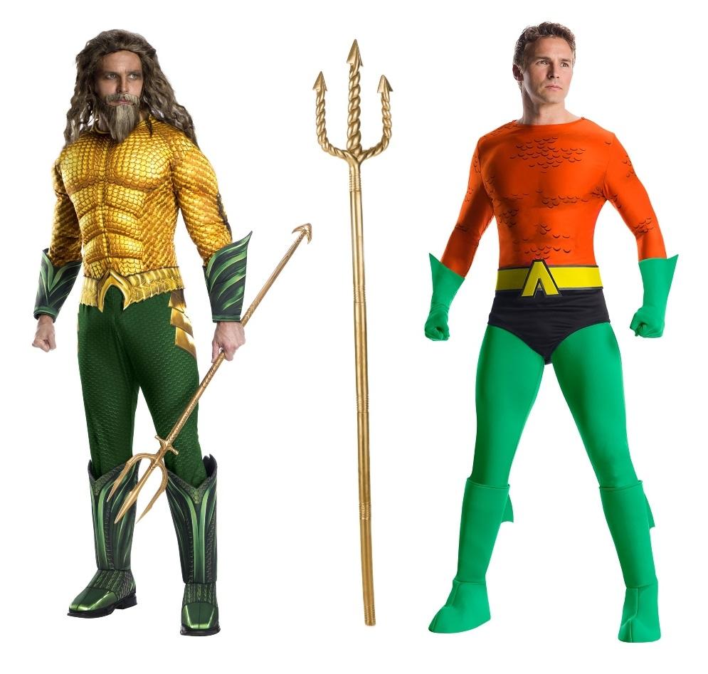 Aquaman Halloween Costumes