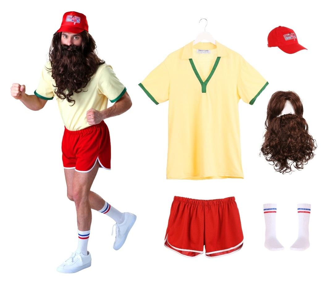Forrest Gump Halloween Costume
