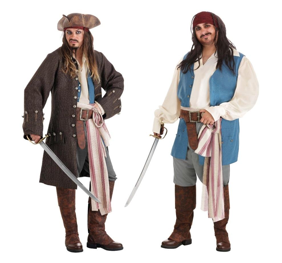 Jack Sparrow Halloween Costumes