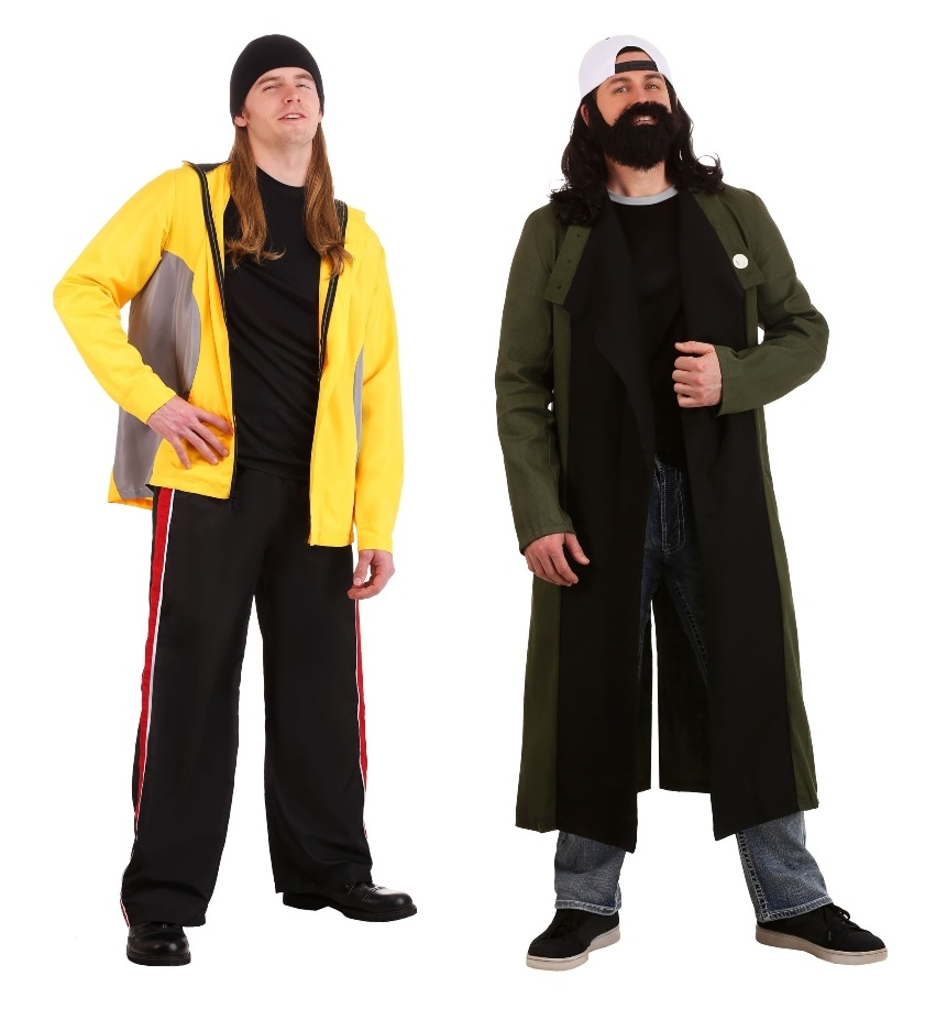 Jay and Silent Bob Halloween Costumes