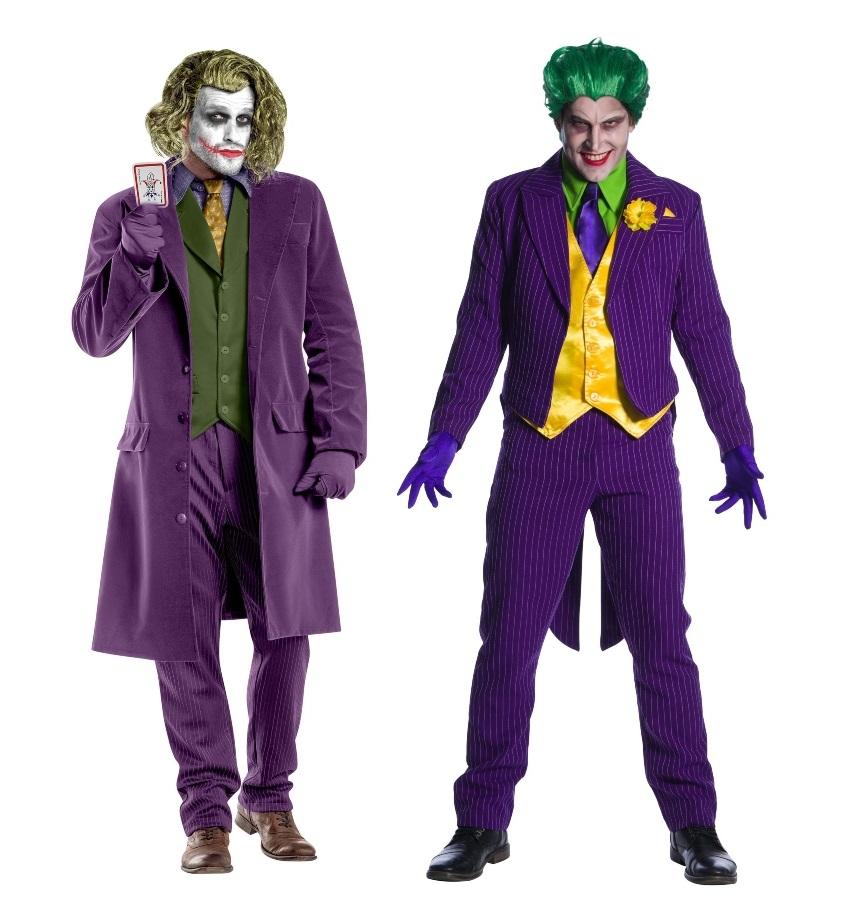 Joker Halloween Costumes