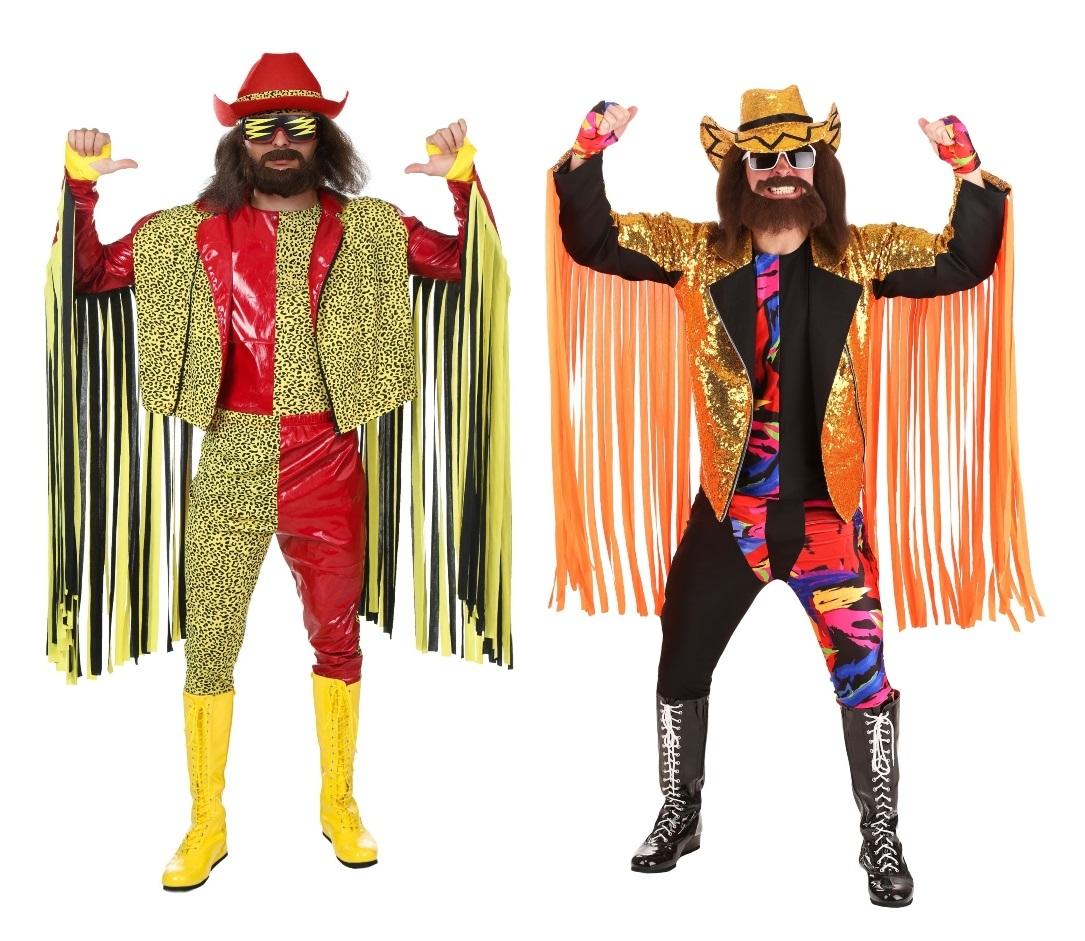 Macho Man Halloween Costumes