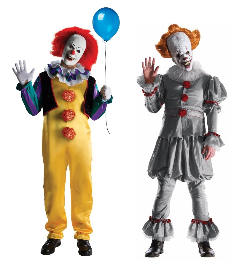 Pennywise Halloween Costumes