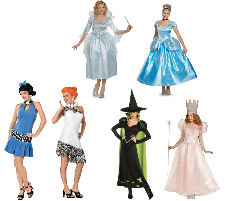 Halloween costumes for mothers and adults