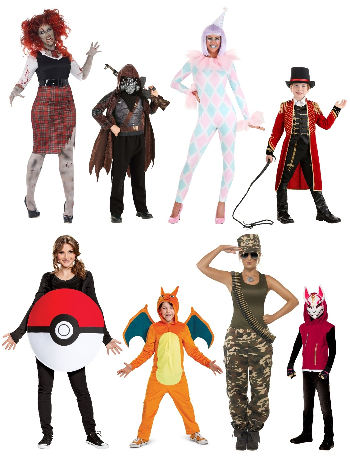 Mom and Son Costumes for Kids