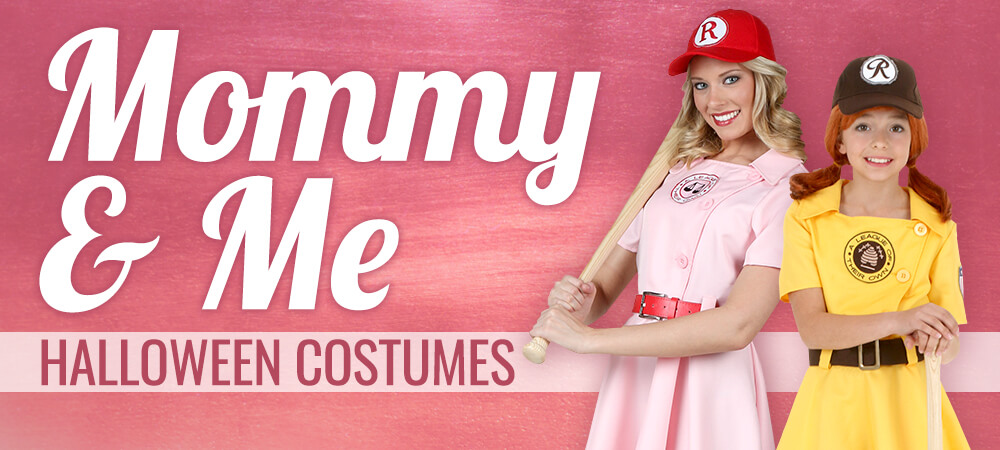 Mommy and Me Halloween Costumes