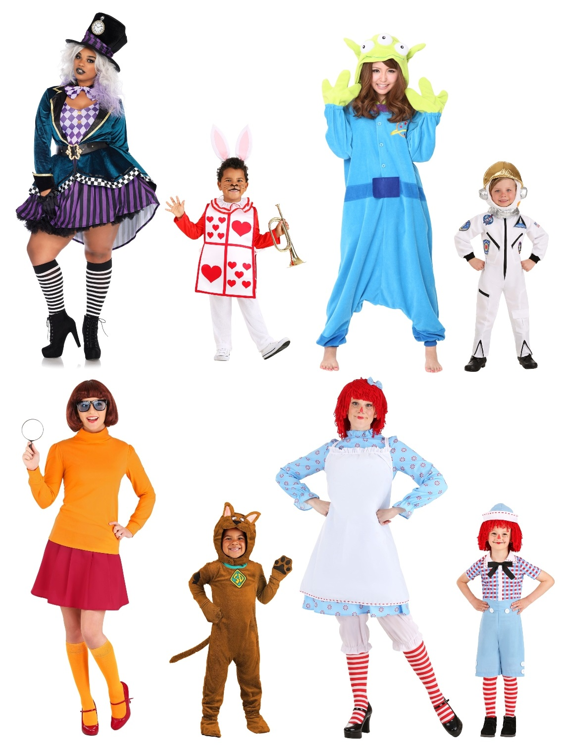 Mom and Son Costumes for Toddlers