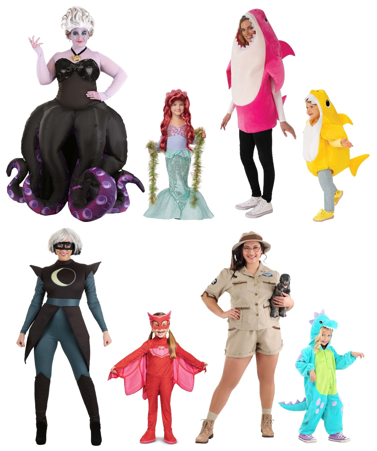 Mom and Daughter Costumes for Toddlers