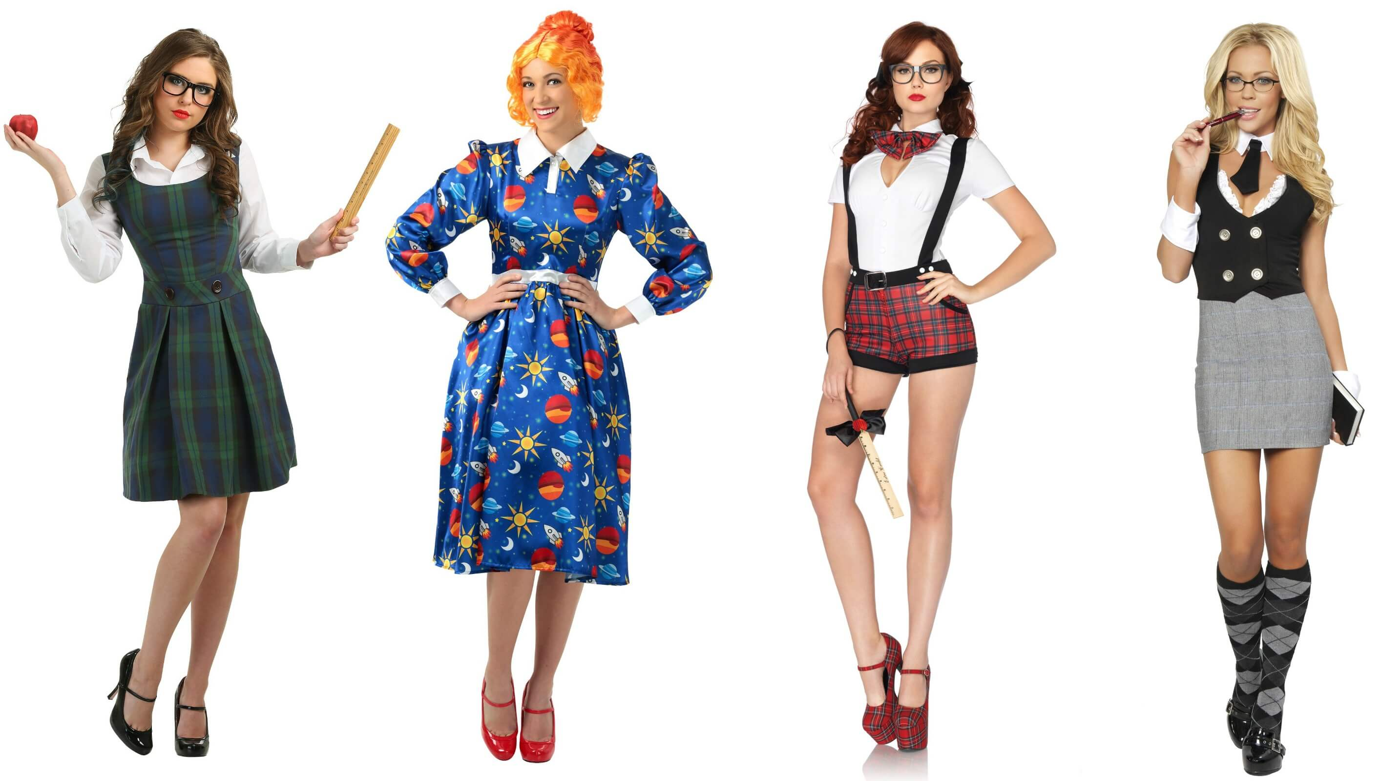 Educational Halloween costumes for Education Majors