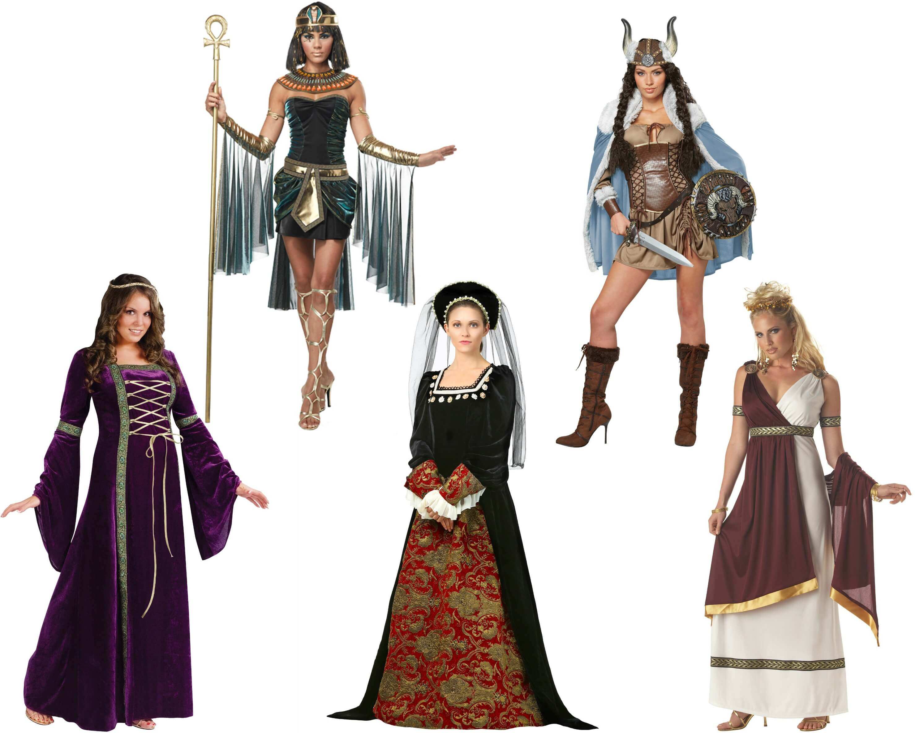 halloween costumes for history majors