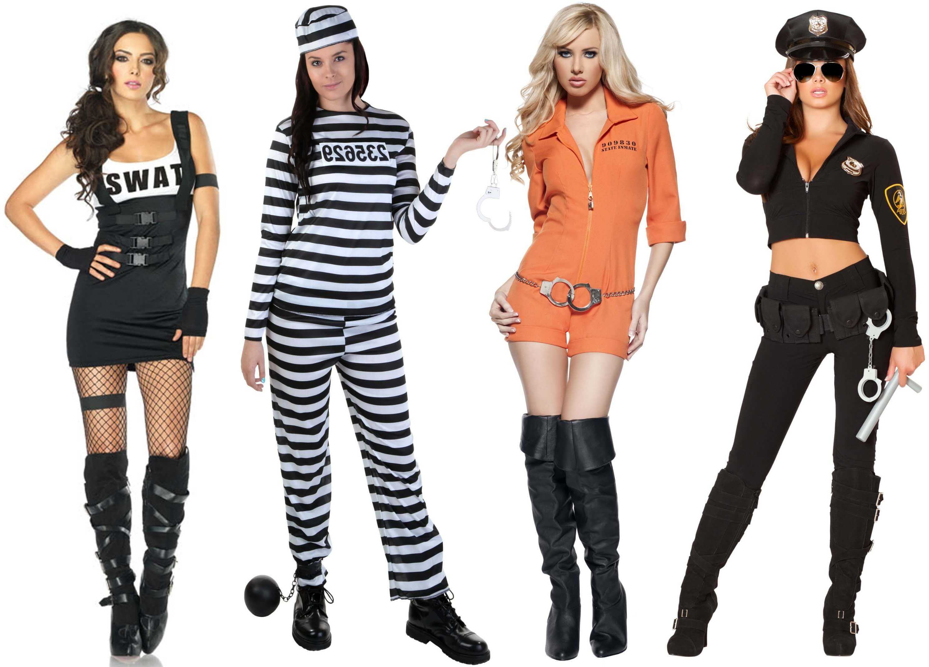 Police Halloween Costumes for Law Enforcement Majors