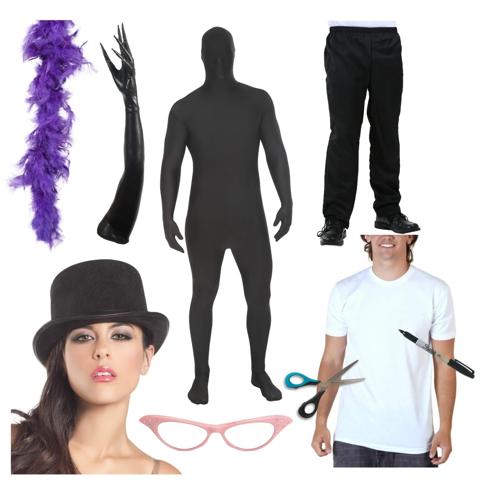 DIY Babadook Costume
